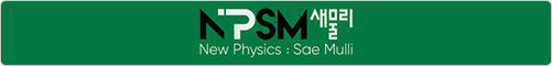 NPSM 새물리 New Physics : Sae Mulli